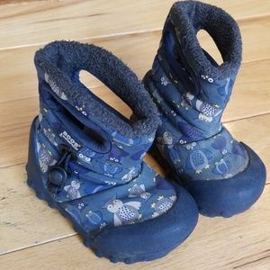 Bogs All Purpose Toddler Boot Size 5